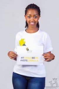 Miss Burundi - Ornella