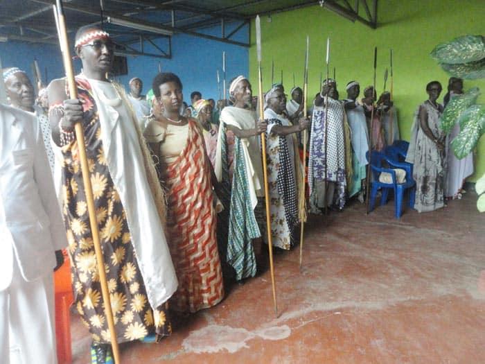 Ibanga ry'ubushingatahe ryaratitutse mu Burundi