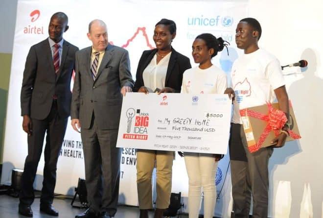 « My Green Home », un projet burundais récompensé au Rwanda