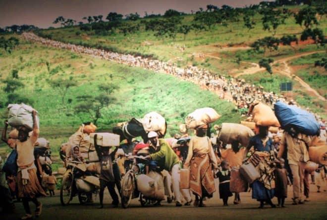 « En 1972, j'ai eu la vie sauve grâce aux Tutsi »
