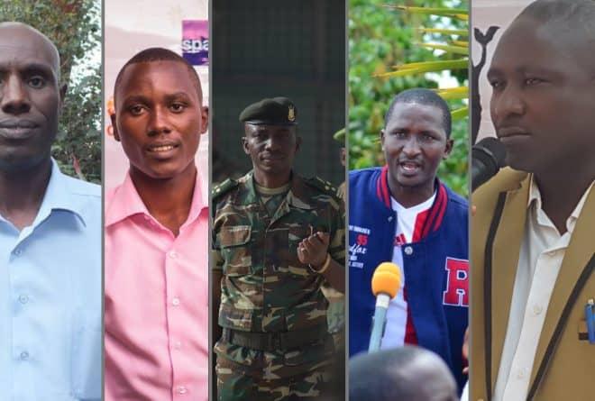 Marche pour le climat : cinq personnalités burundaises qui nous inspirent