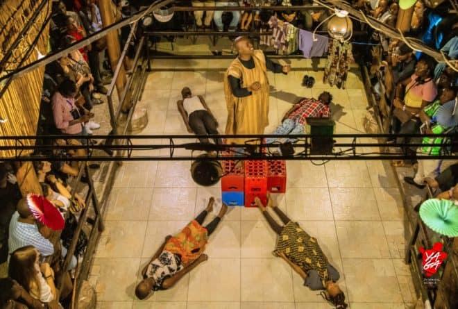 Un « lundi méchant », Buja Sans Tabou réinvente Bwiza