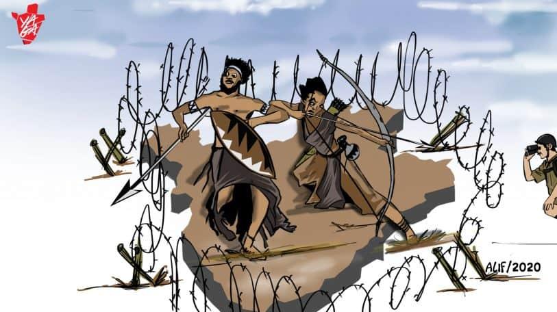 Débat : Runyota-Inamujandi  ou l'histoire de la contestation de la colonisation belge