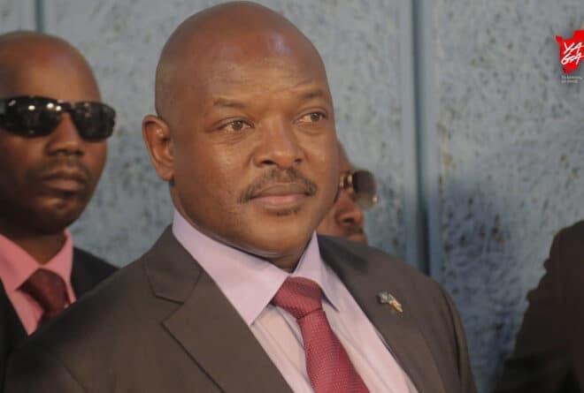 Pierre Nkurunziza, à jamais dans les cœurs des Burundais